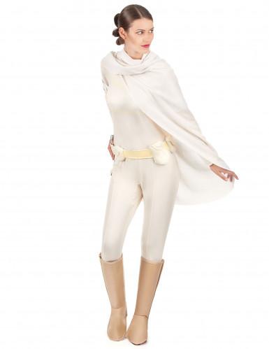 Disfraz de Padm Amidala deluxe para mujer