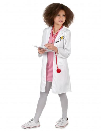 Disfraz de doctora para niña-1