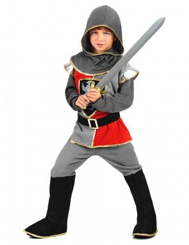 Disfraz de caballero para niño-1