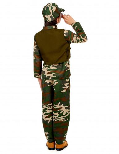 Disfraz de soldado para niño-2