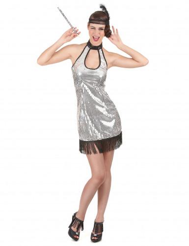 Disfraz retro para mujer