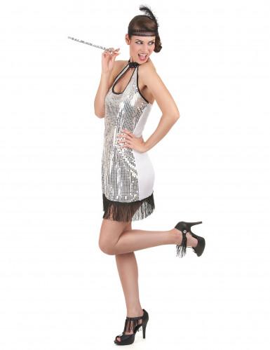 Disfraz retro para mujer-1