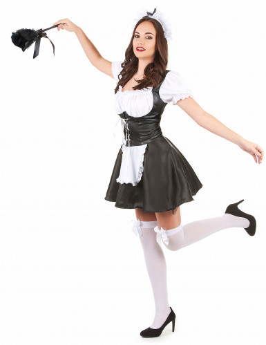 Disfraz de criada para mujer-1