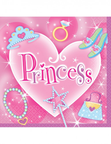 Servilletas de princesa