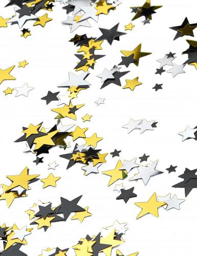 Confeti de estrellas