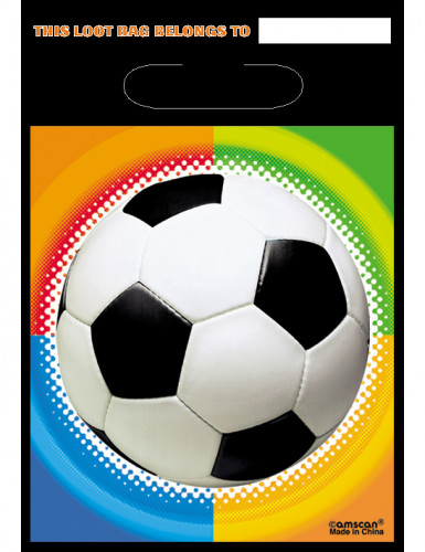 Bolsas de gala estilo fútbol