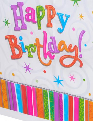 Mantel Happy Birthday-1