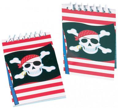 Miniblocs de notas piratas