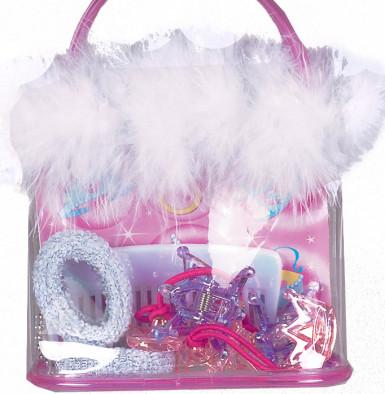Caja de juguetitos de princesa