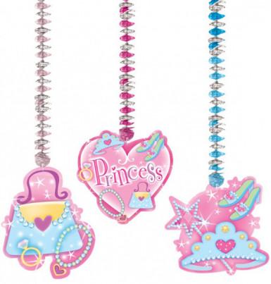 Artículos decorativos para colgar estilo princesa