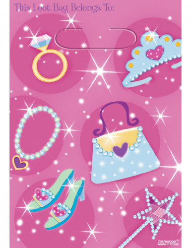 Bolsa de gala estilo princesa