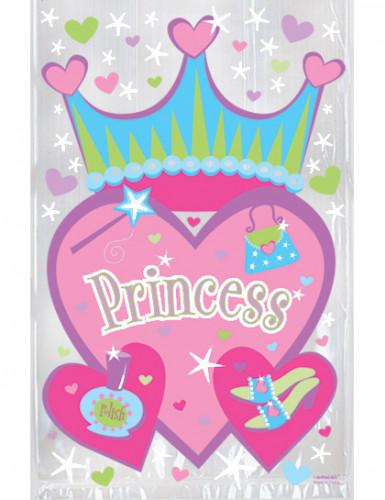 Bolsa para regalos estilo princesa