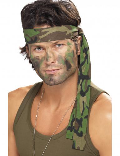 Cinta militar para el pelo