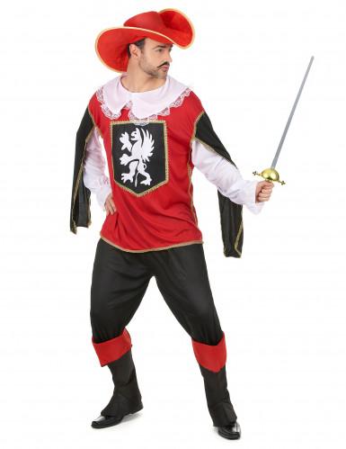 Disfraz de mosquetero para hombre-1
