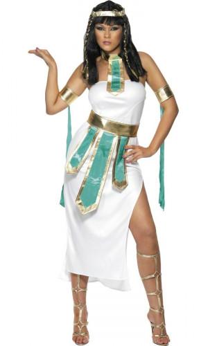 Disfraz de reina egipcia para mujer original