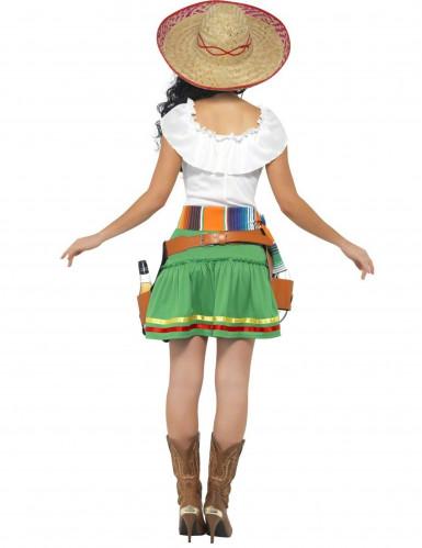 Disfraz de camarera mejicana-1