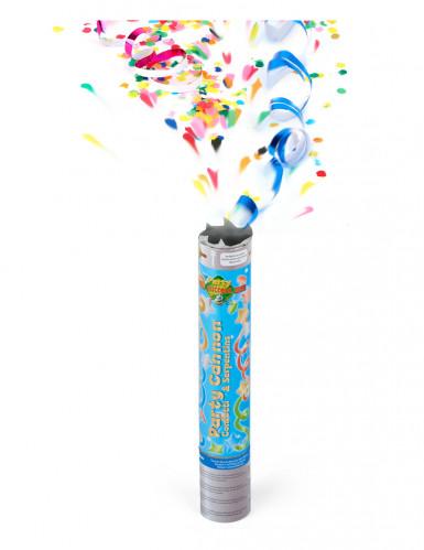 Cañón de confetti de 24 cm