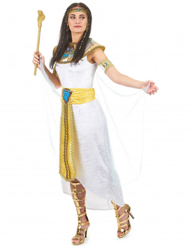 Disfraz de pareja real egipcia-2
