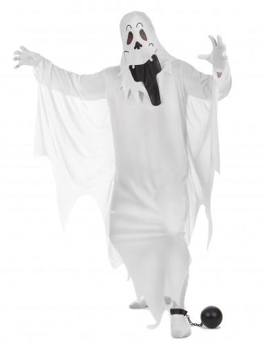 Disfraz de fantasma para adulto-1
