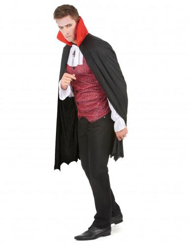 Disfraz de vampiro hombre ideal para Halloween-1