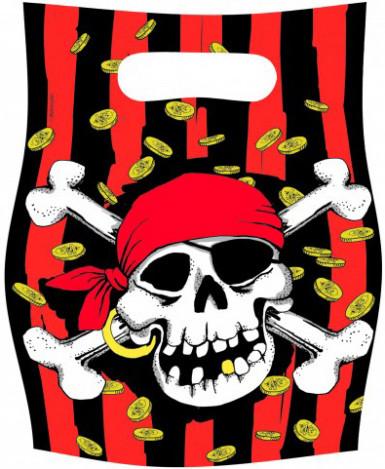 Bolsas de fiesta estilo pirata