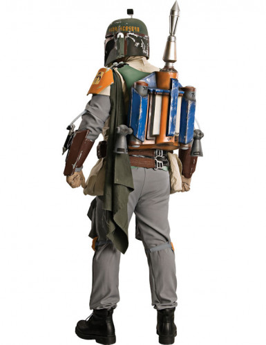 Disfraz de Boba Fett de Star Wars™ Supreme Edition para hombre-1