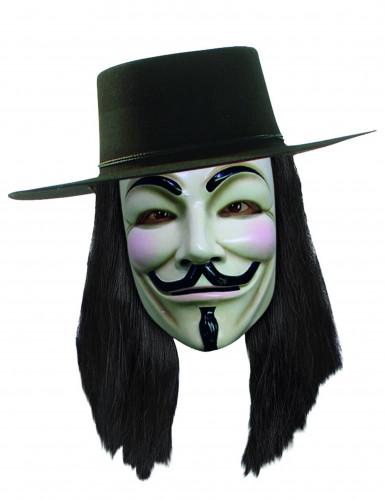 Peluca de V de Vendetta™