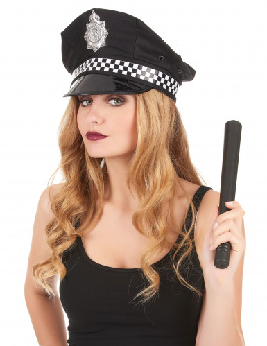 Gorra de policía-1