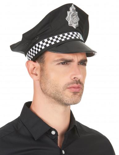 Gorra de policía-2