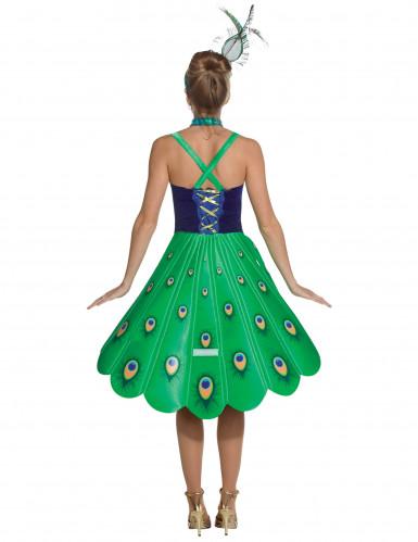 Disfraz pavo real para mujer-1