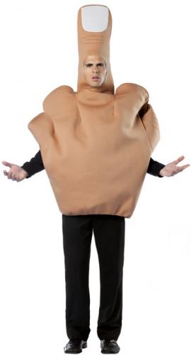 Disfraz dedo para hombre