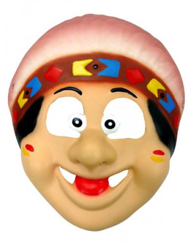 Máscara de indio