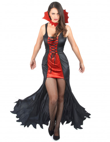 Disfraz de vampiro mujer Halloween