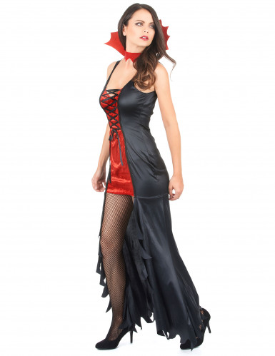 Disfraz de vampiro mujer Halloween-1
