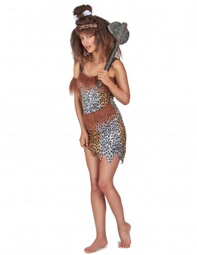 Disfraz de mujer cavernícola sexy-1