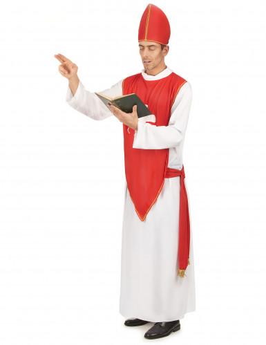 Disfraz de cardenal-1
