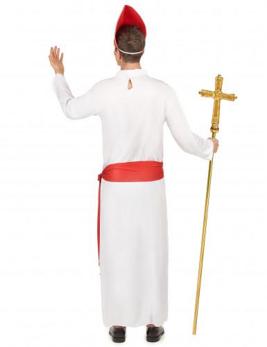 Disfraz de cardenal-2