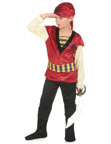 Disfraz de pirata niño-1