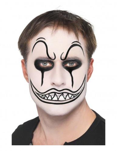 Kit de maquillaje y nariz de payaso-2