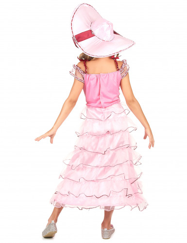 Disfraz de duquesa para niña-2