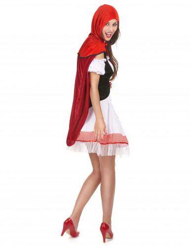 Disfraz de caperucita roja-2