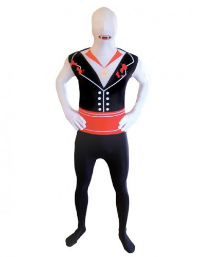 Disfraz Morphsuits™vampiro para adulto