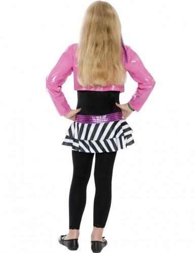 Disfraz de rockera para niña-1