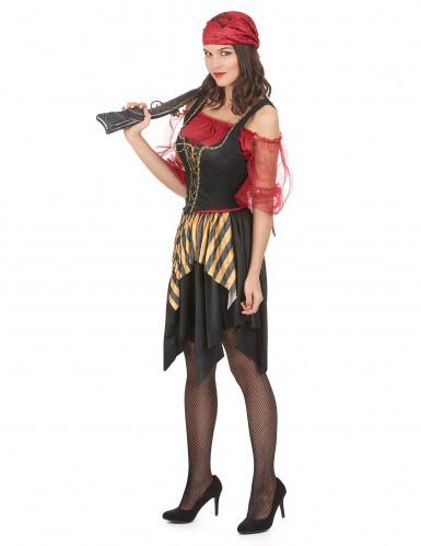 Disfraz de pirata para mujer bucanera-1
