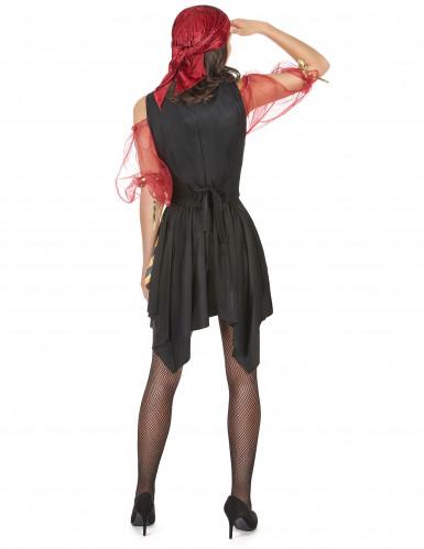 Disfraz de pirata para mujer bucanera-2