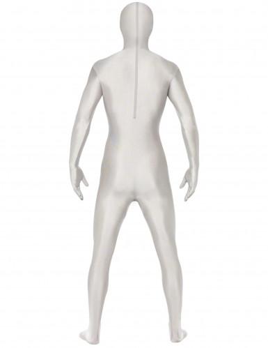 Disfraz de segunda piel con cicatriz Halloween-1