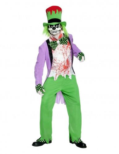 Disfraz de payaso maléfico Halloween