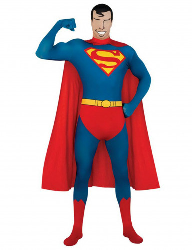 Disfraz segunda piel Superman™