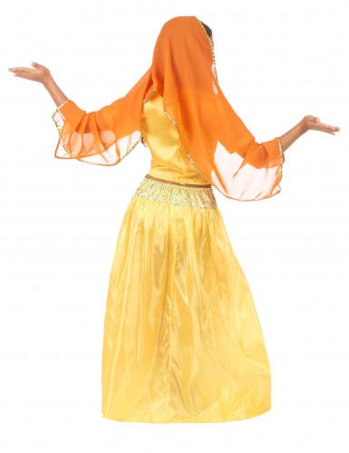 Disfraz de princesa india Bollywood para niña-2