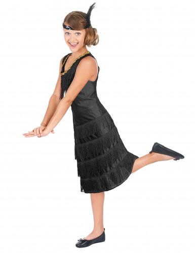 Disfraz de charlestón para niña-1